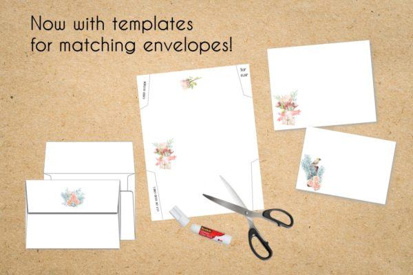 spring envelopes